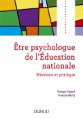 Etre psychologue de l'Education nationale