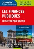 Les finances publiques 2018-2019