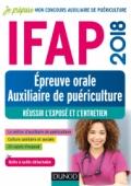 IFAP 2018 - Epreuve orale Auxiliaire de puériculture