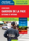 Concours Gardien de la paix - 2018-2019