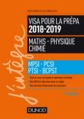 Visa pour la prépa 2018-2019 - Maths-Physique-Chimie