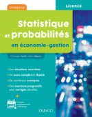Statistique et probabilités en économie-gestion