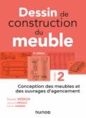 Dessin de construction du meuble - Tome 2