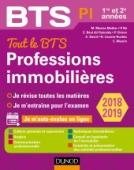 Tout le BTS Professions immobilières - 2018-2019