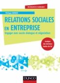 Relations sociales en entreprise