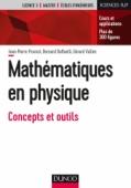 Mathématiques en  physique