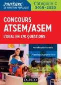 Concours ATSEM/ASEM 2019/2020