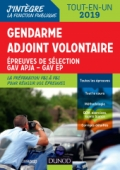 Gendarme adjoint volontaire - 2019