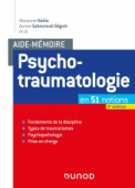 Aide-mémoire - Psychotraumatologie