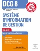 DCG 8 Systèmes d'information de gestion - Manuel - Réforme 2019/2020