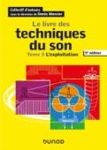 Le livre des techniques du son - Tome 3