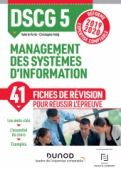 DSCG 5 Management des systèmes d'information - Fiches de révision