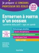 Entretien à partir d'un dossier - Système éducatif - EPS et Santé - CRPE 2020-2021