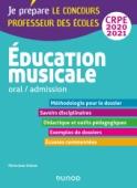 Education musicale - Oral / admission - CRPE 2020-2021