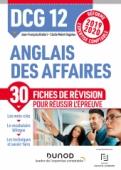 DCG 12 - Anglais des affaires - Fiches de révision
