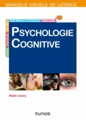 Manuel visuel de psychologie cognitive
