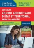 Concours Adjoint administratif Etat & Territorial