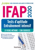 IFAP 2020 Tests d'aptitude - Entraînement intensif