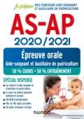 AS-AP 2020/2021 - Epreuve orale