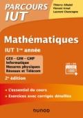 Mathématiques IUT 1re année