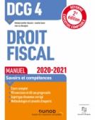 DCG 4 Droit fiscal - Manuel