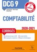 DCG 9 Comptabilité - Corrigés 2020/2021