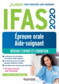 IFAS 2020 - Epreuve orale concours aide-soignant