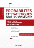 Probabilités et statistiques pour l'enseignement