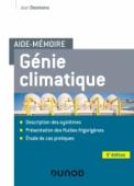 Aide-mémoire - Génie climatique
