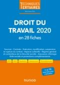 Droit du travail 2020 en 28 fiches