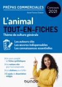 L'animal - Prépas commerciales - Concours 2021