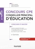 Concours CPE - Conseiller principal d'éducation