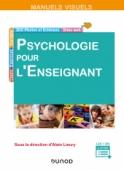 Manuel visuel - Psychologie pour l'enseignant