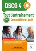 DSCG 4 - Comptabilité et audit - Entraînement 2021