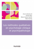 Les méthodes qualitatives en psychologie clinique et psychopathologie