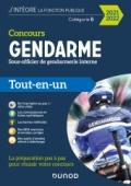 Concours Sous-officier de la gendarmerie interne - 2021-2022