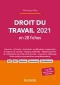Droit du travail 2021 en 28 fiches