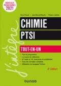 Chimie PTSI