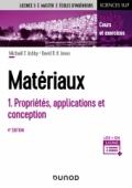 Matériaux. T1 Propriétés, applications et conception
