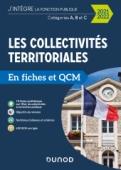 Les collectivités territoriales en fiches et QCM - 2021 2022