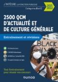 2500 QCM d'actualité et de culture générale - 2021-2022