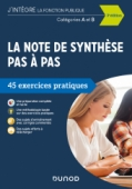 La note de synthèse pas à pas