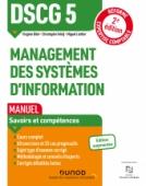 DSCG 5 Management des systèmes d'information - Manuel