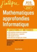 ECG 1 - Mathématiques approfondies, Informatique