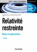 Relativité restreinte - Bases et applications