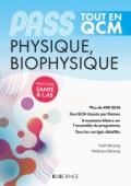 PASS Tout en QCM - Physique, Biophysique