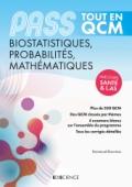 PASS Tout en QCM - Biostatistiques, Probabilités, Mathématiques