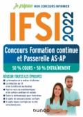 IFSI 2022 Concours Formation continue et Passerelle AS-AP