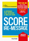 Score IAE-Message - 2022