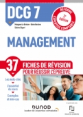 DCG 7 Management - Fiches de révision